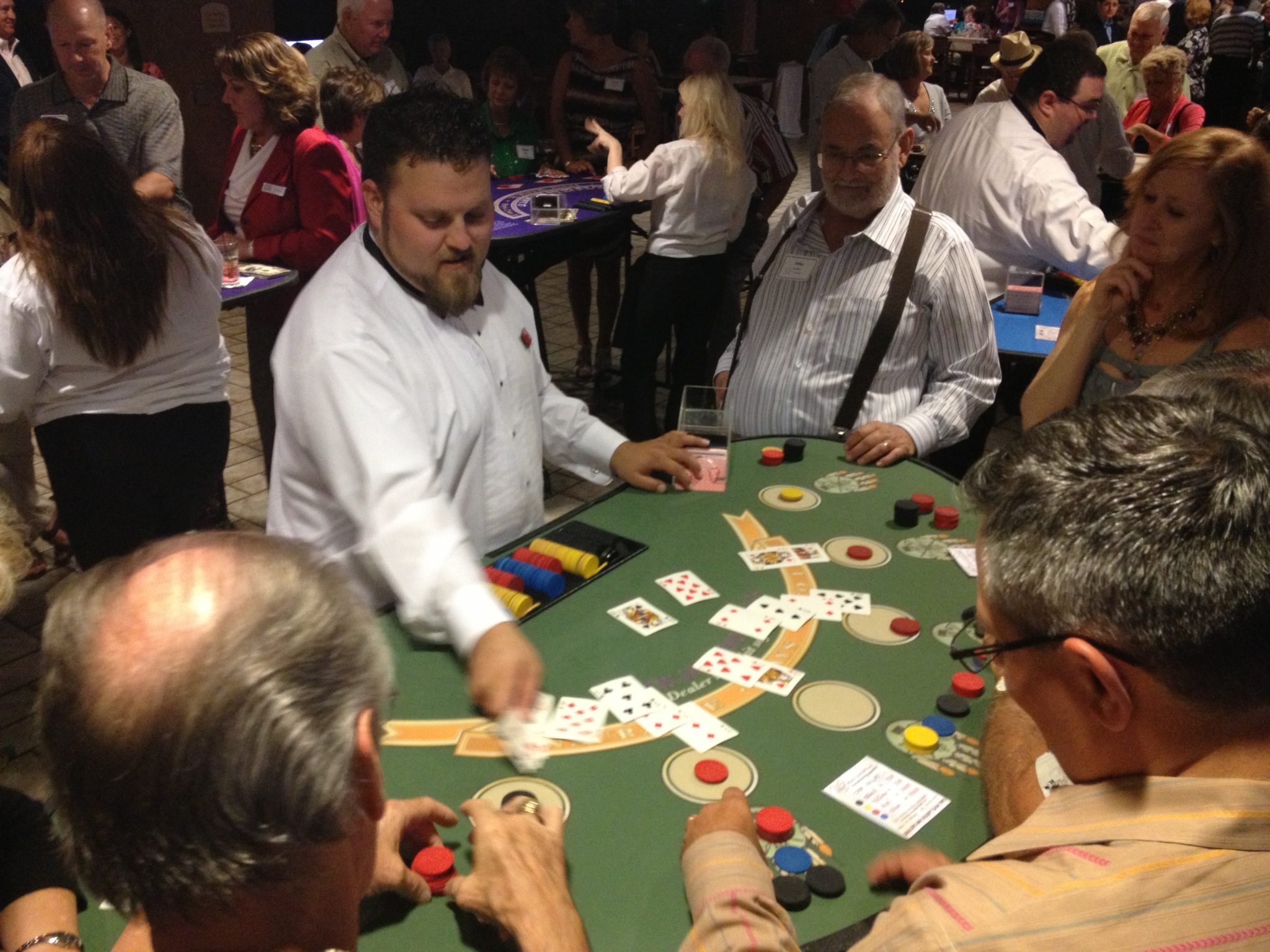 5 Tips for Successful Casino Night Events