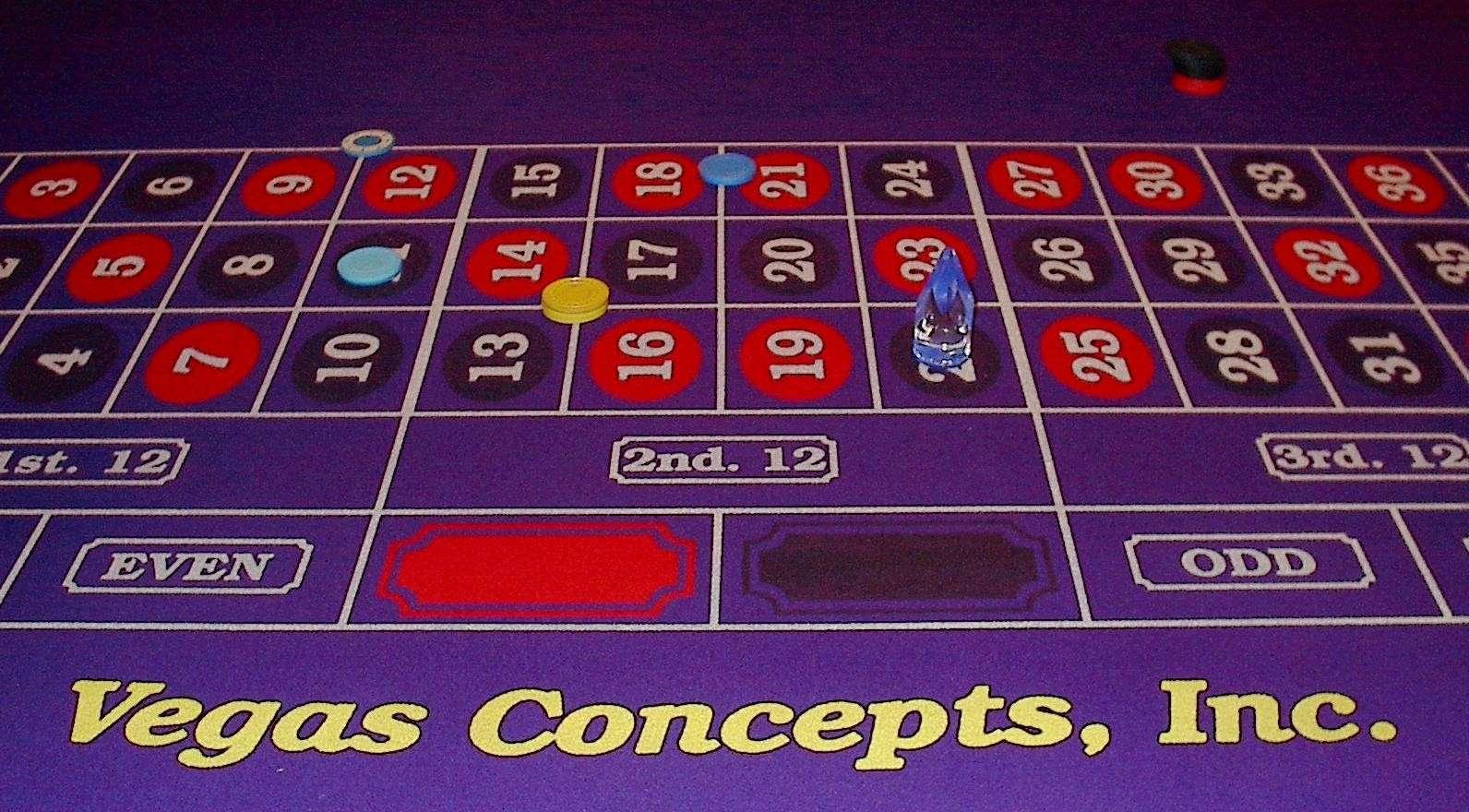 Roulette Basics