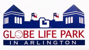 globe life ballpark at Arlington